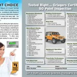Car dealership Brochure