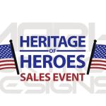 Heritage of Heroes Logo
