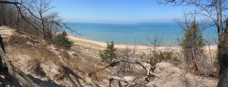 Lake Michigan Walk